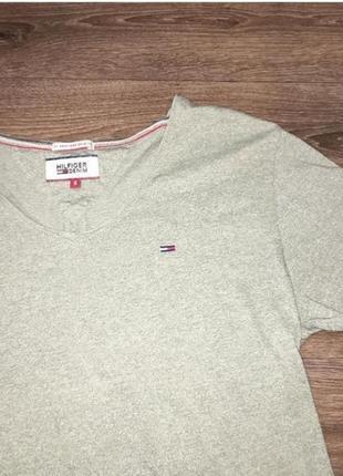 Оригинальная футболка tommy hilfiger2