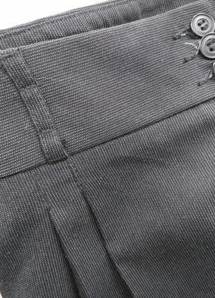 Классические широкие брюки кюлоты палаццо  №16max4