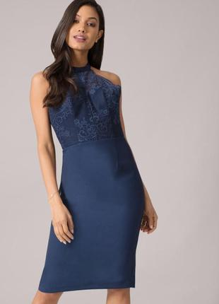 Обворожительное миди платье chi chi london4