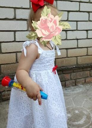 Обмен платье сарафан на годик -два