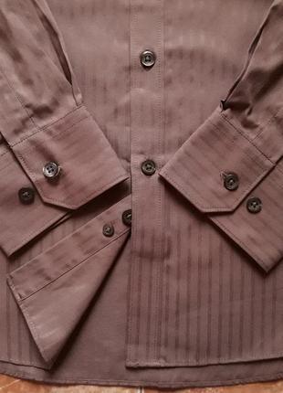 Немецкая рубашка angelo litrico,easy iron,без кармана, s и 2xl/3xl.