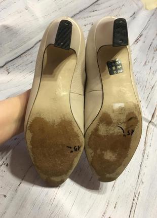 Кожаные туфли guily р 403