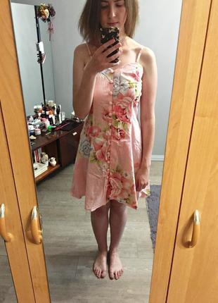 Платье, сарафан на бретелях2