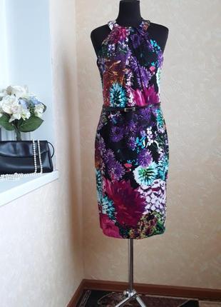 Яркое платье coast1