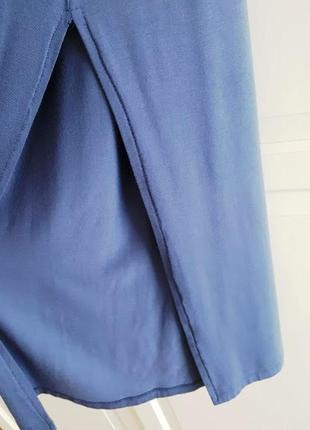 Платье футболка asymmetry3