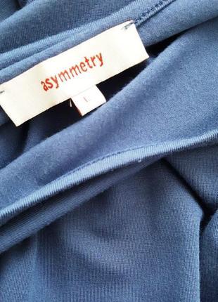 Платье футболка asymmetry4