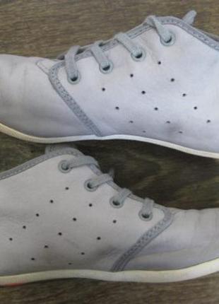 Кожаные кроссовки adidas р.39 1\2 оригинал5
