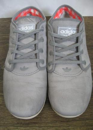 Кожаные кроссовки adidas р.39 1\2 оригинал8