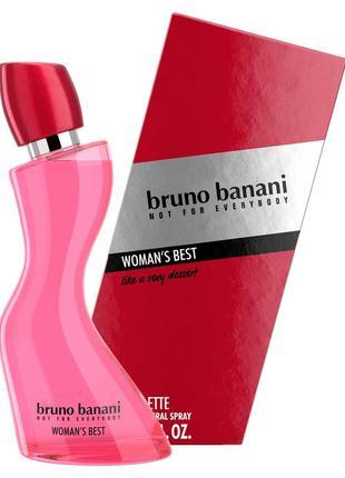 Bruno banani woman's best | туалетная вода