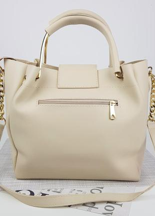Хит продаж #2062 стильная деловая сумка в красивых оттенках7