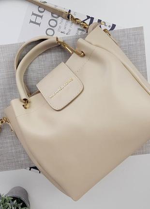 Хит продаж #2062 стильная деловая сумка в красивых оттенках1