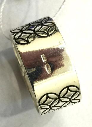 Новое серебряное кольцо позолота эмаль куб.цирконий серебро 925 пробы3