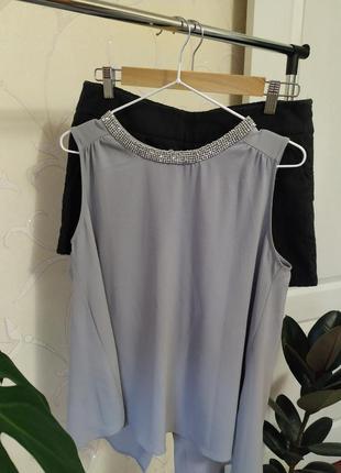 Блуза с камнями3
