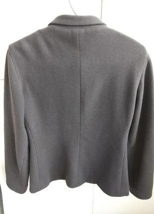 Пиджак жакет кашемир jil sander5 фото