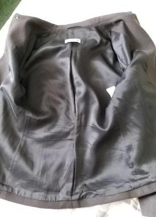 Пиджак жакет кашемир jil sander9 фото