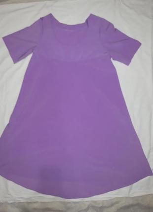 Плаття вільного крою ручної роботи1