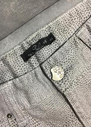 Трендовые леопардовые брюки2
