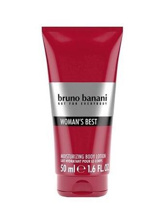 Bruno banani woman's best |парфюмированный крем для тела