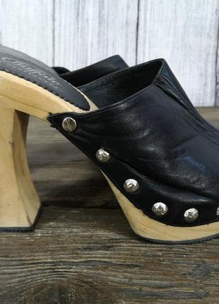Шлепанцы стильные buffalo5