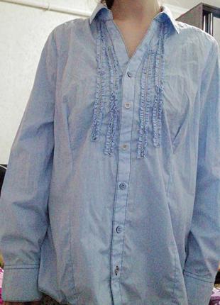 Блуза рубашка charles vogele