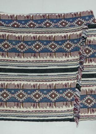 Стильная юбка в этническиом стиле2