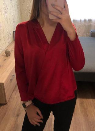 Шикарная блуза из шёлка2