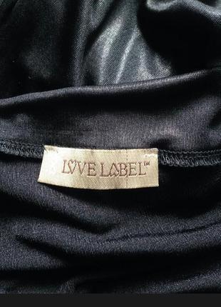 Туника с открытой спиной love label6