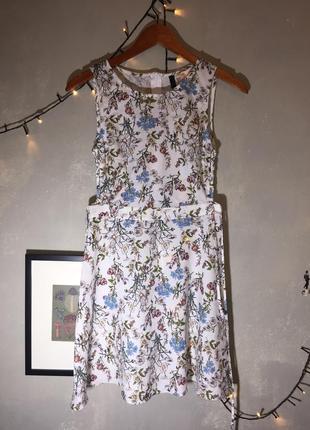 Летнее платье сарафан divided1