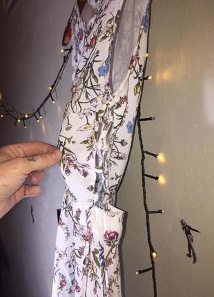 Летнее платье сарафан divided3