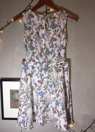 Летнее платье сарафан divided4
