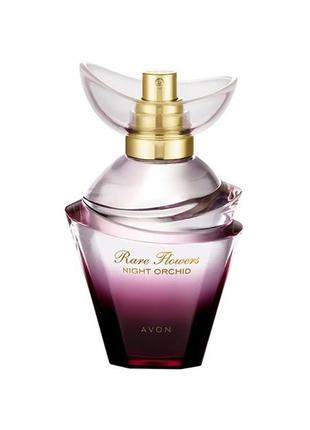 Парфумна вода avon rare flowers night orchid
