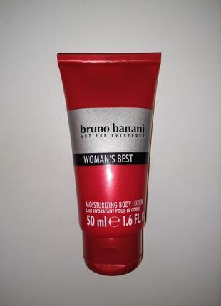 Bruno banani womans best| набор парфюмерный туалетная вода 20 мл + лосьон для тела 50 мл4 фото