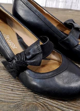 Туфли стильные clarks, качественные1