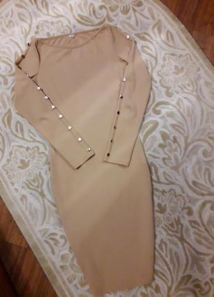 Платье миди1