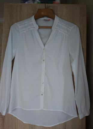 Белая рубашка, блузка only only2