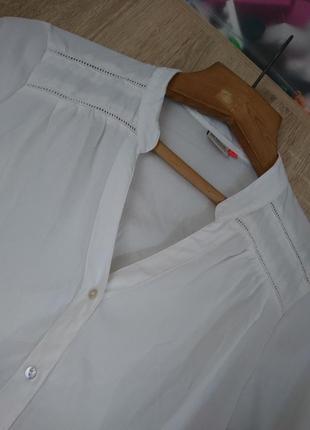Белая рубашка, блузка only only1