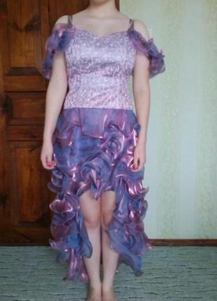 Випускна сукня ручної роботи