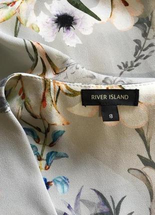 Изумительное платье в принт с эффектом запаха!!5