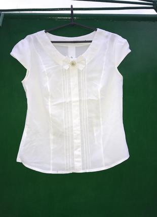 Блузка с бантиком3