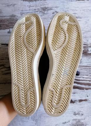 Кроссовки adidas замшевые (оригинал)5