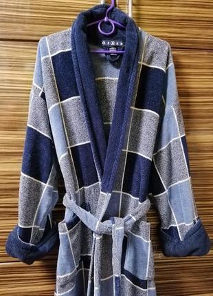b3ee34dfb58b Мужские махровые халаты 2019 - купить недорого мужские вещи в ...