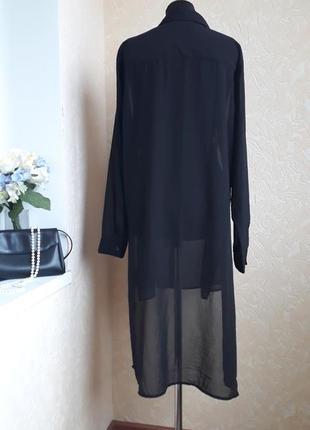 Удлиненная блуза - туника yours5