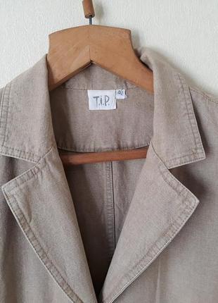 Пиджак  t.i p.3 фото
