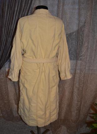 Махровый халат2