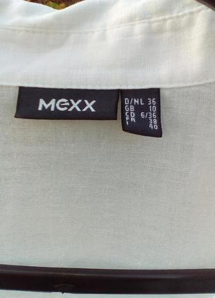 Рубашка лен 100%4