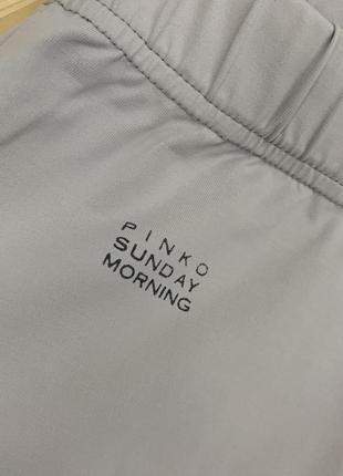 Pinko sunday morning штаны женские спортивные2