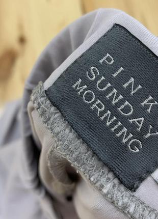 Pinko sunday morning штаны женские спортивные3