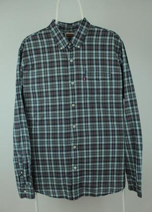 Шикарная качественная оригинальная рубашка levis