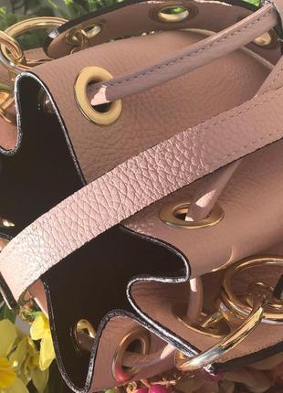 Самая милая и оригинальная сумочка из натуральной кожи2