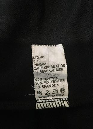 Черное платье с цветным шифоновым воротником5